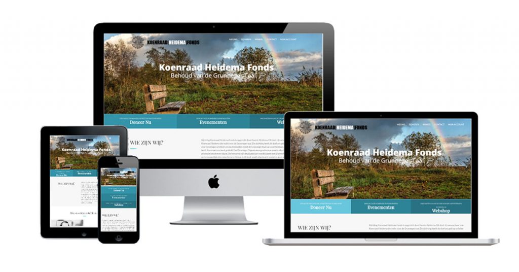 koenraad heidema fonds website